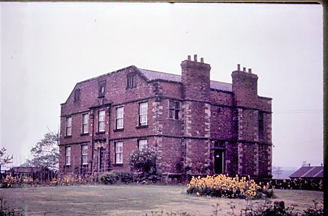 Grimethorpe Hall 1974