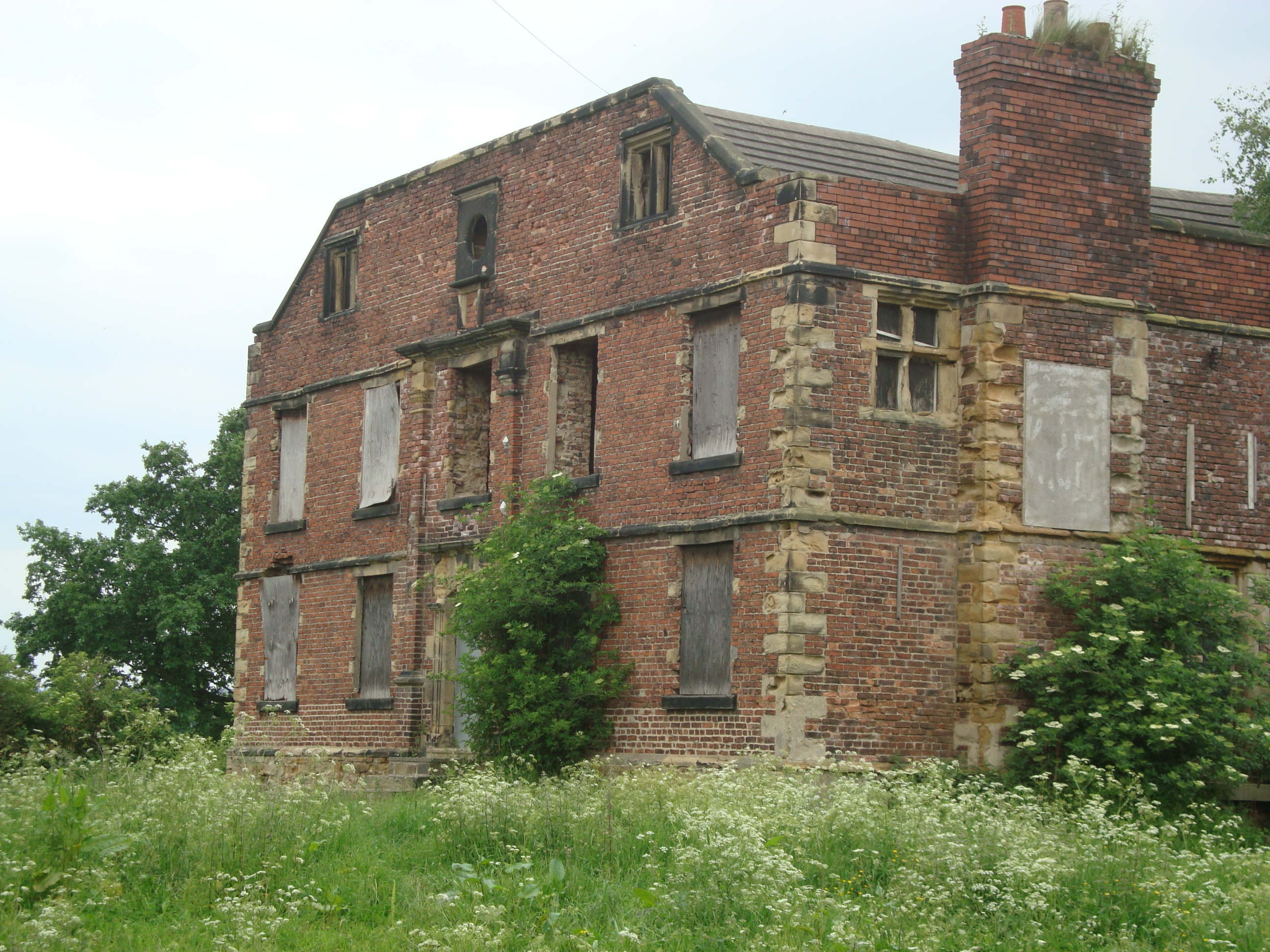 Grimethorpe Hall 2014